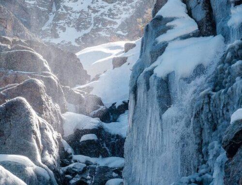 The Broadmoor Seven Falls in Colorado Springs