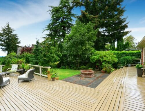 Are Decks and Patios the Same?