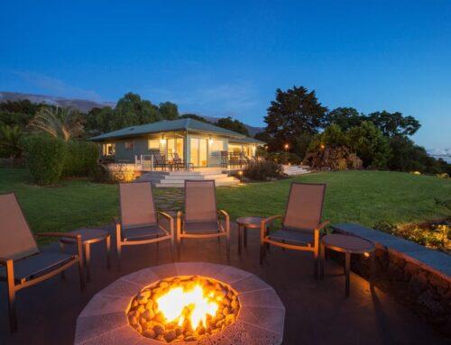 Benefits of an Outdoor Fire Element
