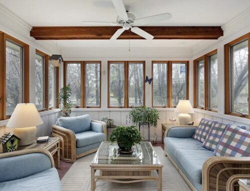 Why Sunrooms Make Strong Investments