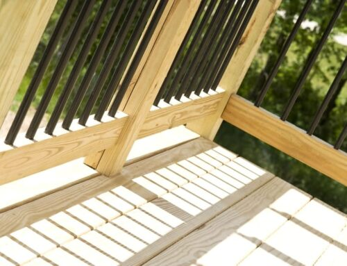 Choosing the perfect deck railing